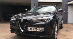 ALFA ROMEO : STELVIO  2.0 280ch AT8 Q4 First Edition