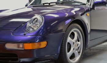 PORSCHE 911 (993) 3.6 CARRERA TIPTRONIC full