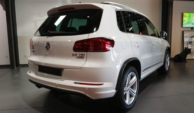 VW TIGUAN (2) 2.0 TDI 140 CARAT EXCLUSIVE R-LINE BV6 full