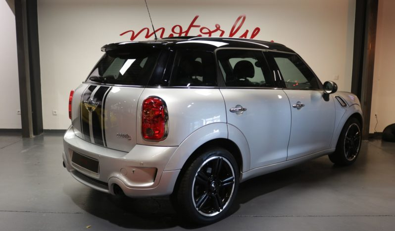 MINI COUNTRYMAN COOPER S PACK RED HOT CHILI full