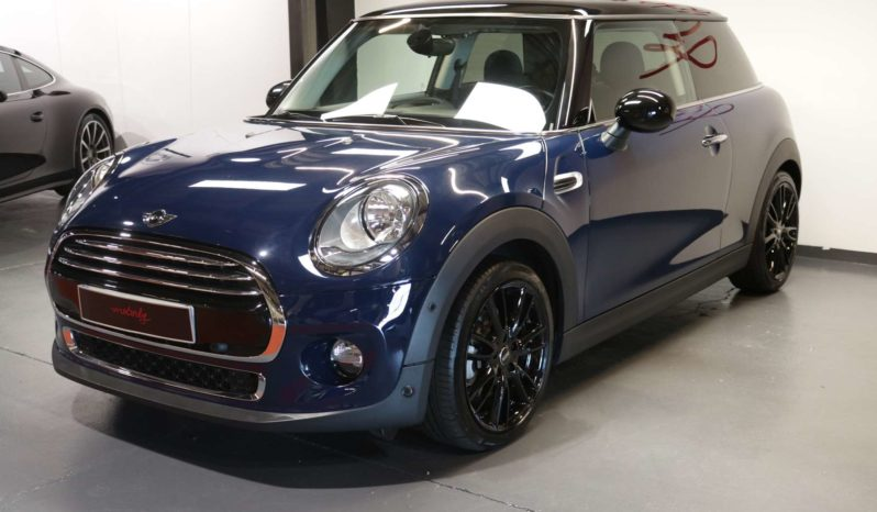 MINI COOPER D 116CH CHILI BVA full