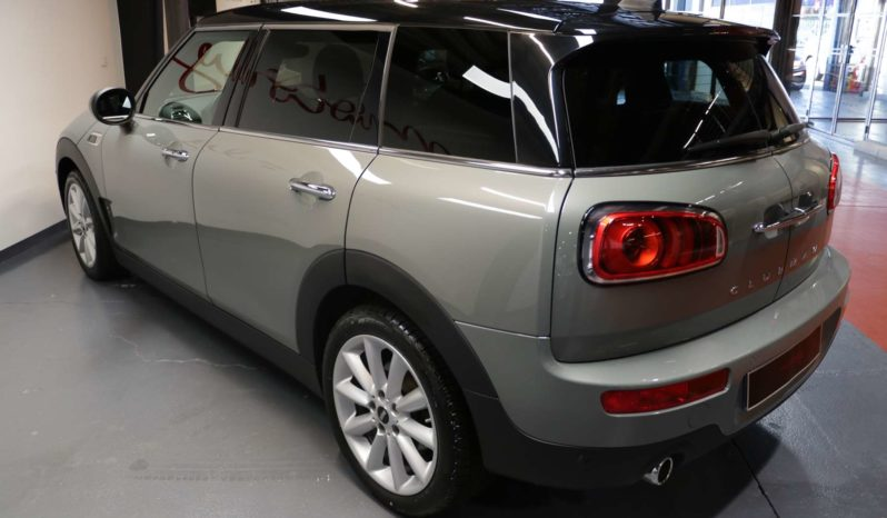 MINI III CLUBMAN 2.0 COOPER D 150 BVA CHILI full