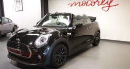 MINI III CABRIOLET 1.6 COOPER D 116 FINITION CHILI BVA