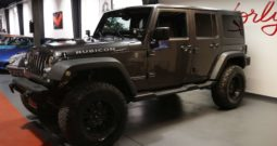 Jeep Wrangler Unlimited II 3.6 V6 284 RUBICON AUTO 4P
