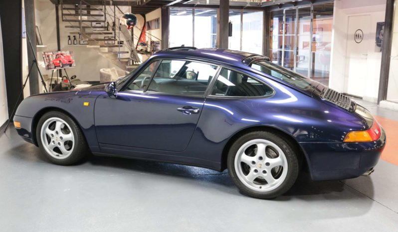 PORSCHE 911 (993) CARRERA TIPTRONIC full