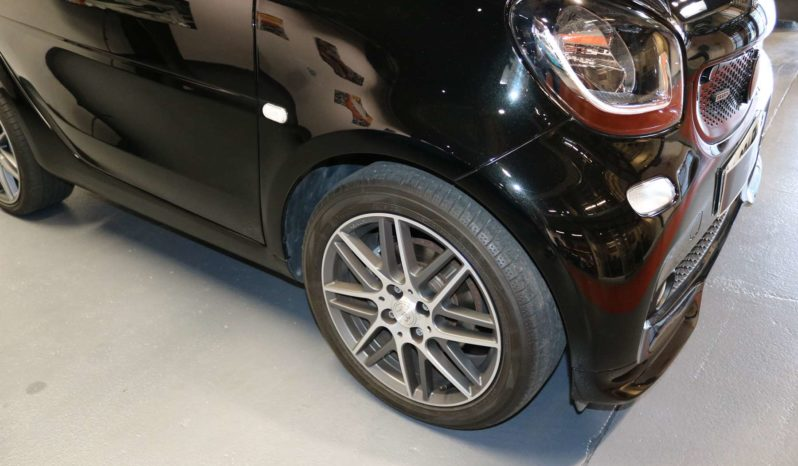 SMART 109 Ch Cab BRABUS TWINAMIC full