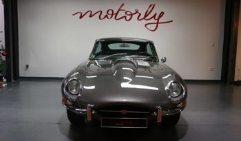 JAGUAR TYPE E 3.8L SERIE 1 de 1964 full